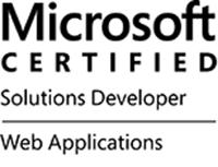 MCSD We Applications