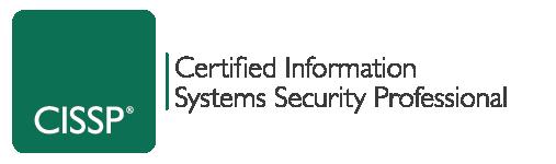 CISSP certification logo
