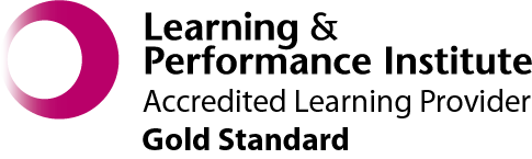 Learning and Performance Institute, Gold Standard