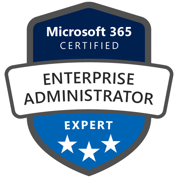 Microsoft 365 Enterprise Adminstrator Expert - Official Training for Certification