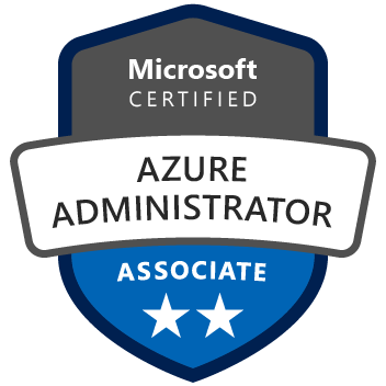 Microsoft Azure Administrator Associate - Official Training for Certification
