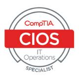 Cios Stackable Certification